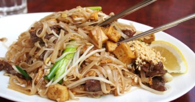 thai food 518035 1920 Thai Fried Noodle