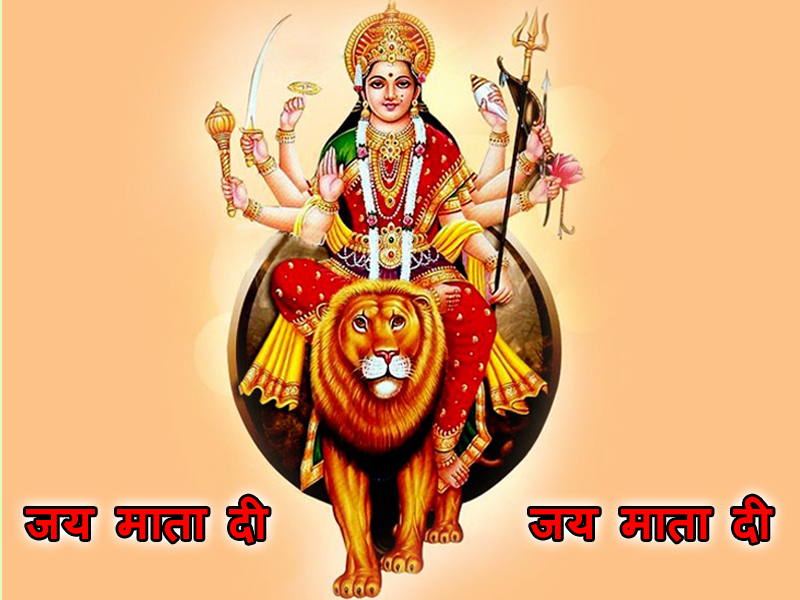 Navratri Status For Whatsapp Shayari And Quotes in Hindi Wishes images - Gujju Powers 00