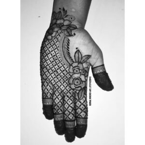 Indian Mehandi design Photos