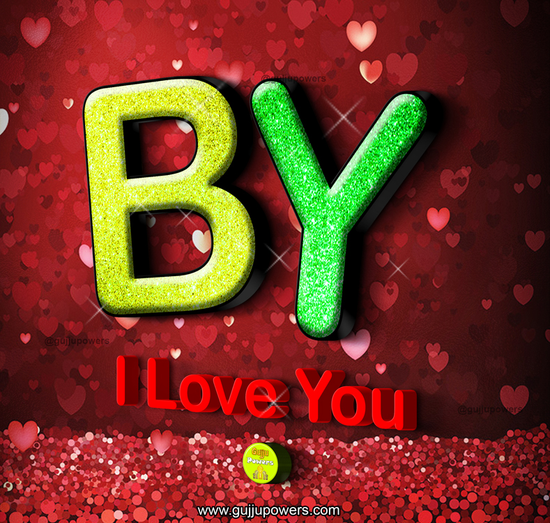 I Love You BY