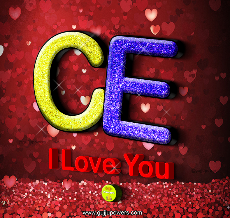 I Love You CE