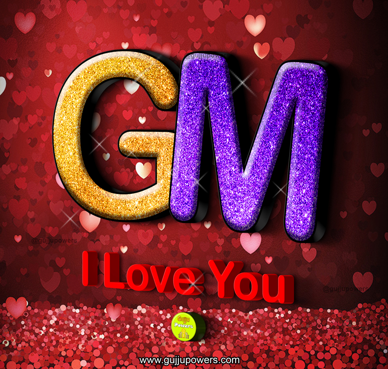 I Love You GM