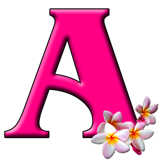 A To Z Letter Alphabet Whatsapp Dp PNG images Download