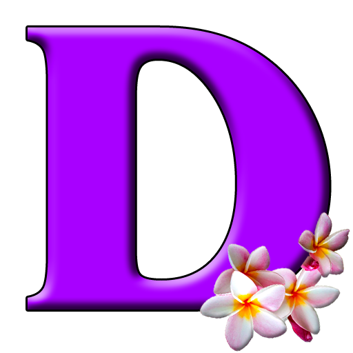 D A To Z Letter Alphabet Whatsapp Dp PNG images Download